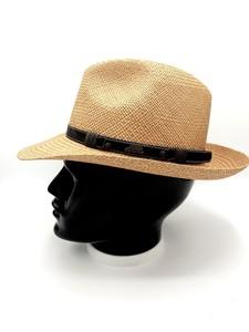 Sombrero Panamá BEIRETS, color Tabaco