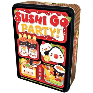 Shushi Party