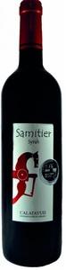 Vino tinto - Samitier Syrah (2017)