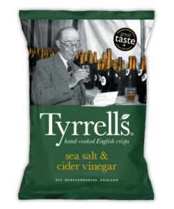 Tyrrells vinagre de sidra 150gr