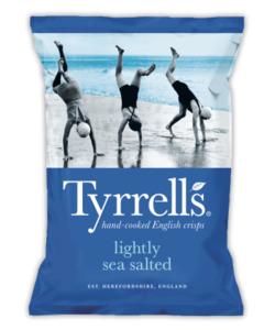 Tyrrells sal marina 150gr