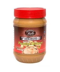 Mississippi Belle mantequilla de cacahuete cremosa 510gr