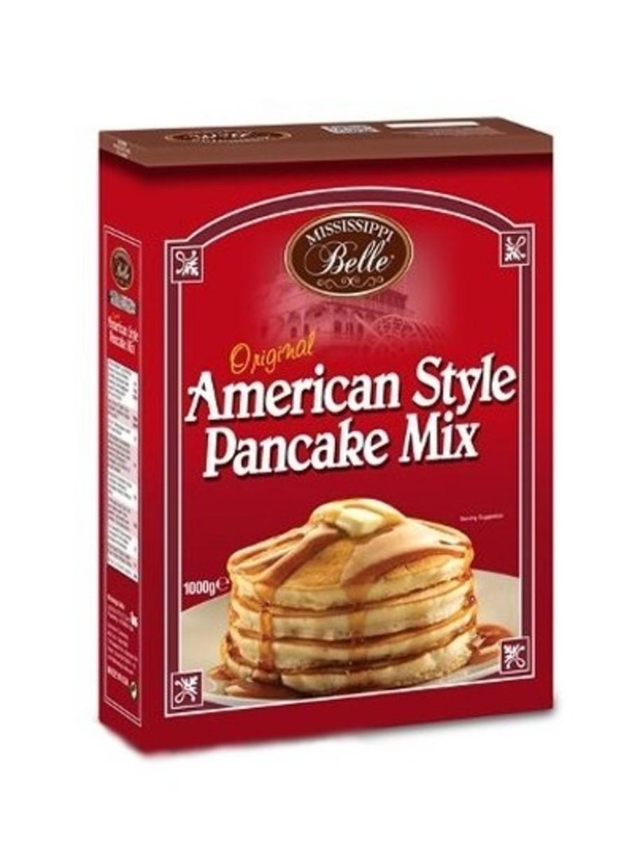 Mississippi Belle pancake mix 1 kilo