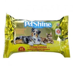 Toallitas para perros y gatos PETSHINE