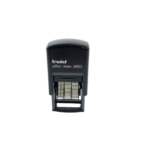 Sello fechador automático 4810 (3,8 mm)