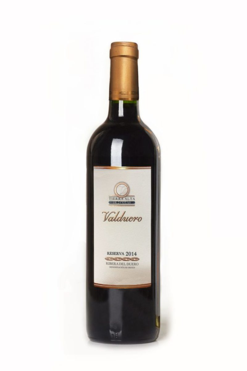 Vino Valduero  Tierra Alta 2 Cotas