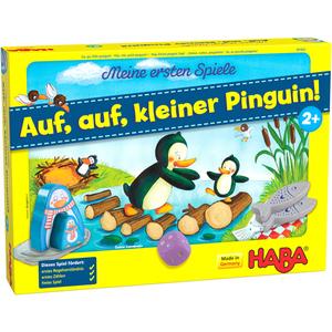 Haba- Mis primeros Juegos: ¡Vamos vamos Pinguinito!
