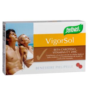 VigorSol - 40 cápsulas