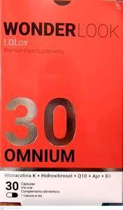 WONDERLOOK 30 OMNIUM  Colesterol 30 capsulas.