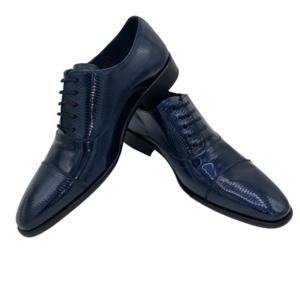 Zapato Emirey Oxford Charol marino