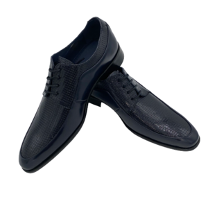 Zapato  Emirey, Florentic- Charol negro.