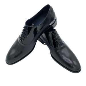 Zapato Emirey Oxford Charol negro
